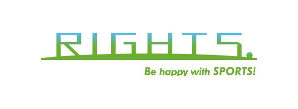 (株)RIGHTS.のロゴ