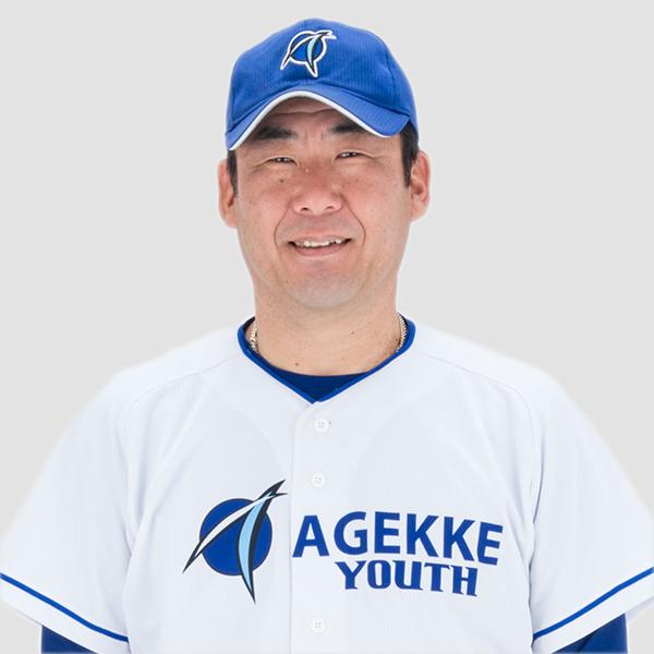 小林茂生コーチ