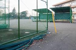 ベースボールアカデミー練習風景