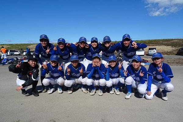 エイジェック女子野球部