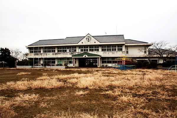 旧延島小学校跡地