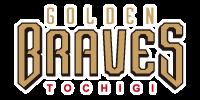 栃木ゴールデンブレーブスのロゴ