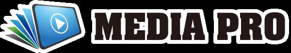 メディアプロのロゴ