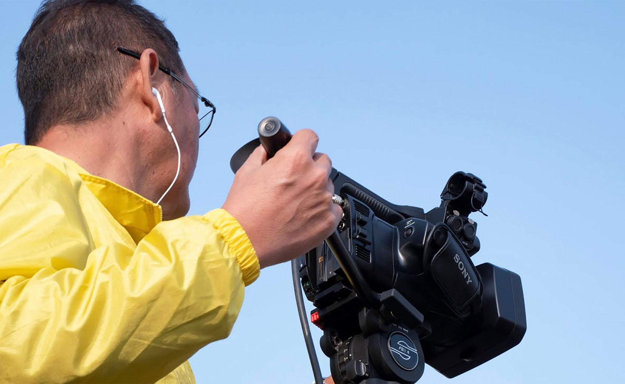 スポーツ映像制作